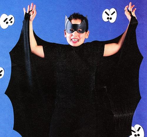Idee costume di halloween da pipistrello bambino 46fc39fd66f9