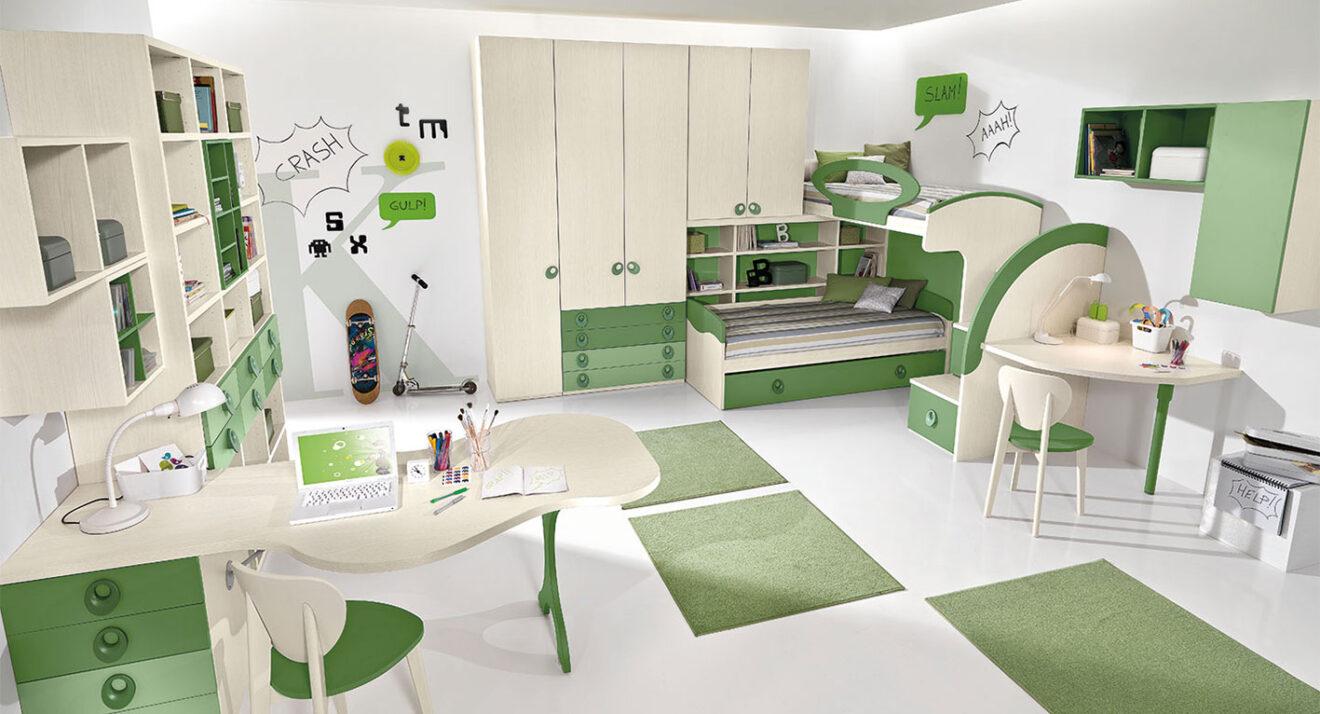 Come arredare cameretta bimbo 4 anni mamme magazine - Ikea mobili camera bambini ...