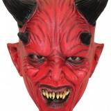 Come fare maschera da diavolo per Halloween