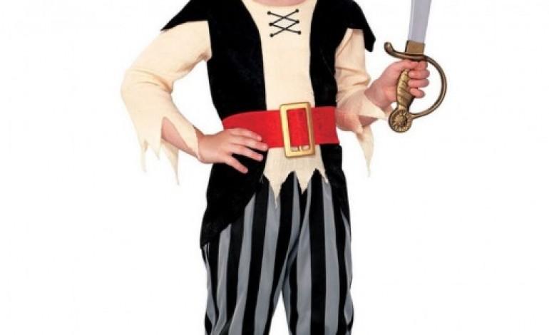 Idee costume di halloween pirata bambino mamme magazine - Idee costume halloween ...