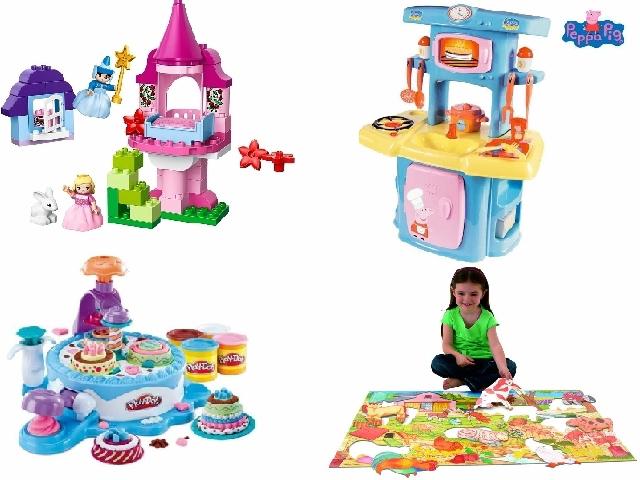 Idee regalo giochi Natale bambina 3 anni | Mamme Magazine
