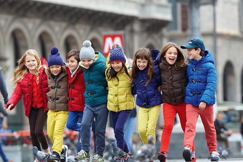 987fa4d68b Abbigliamento per bambini Benetton inverno | Mamme Magazine