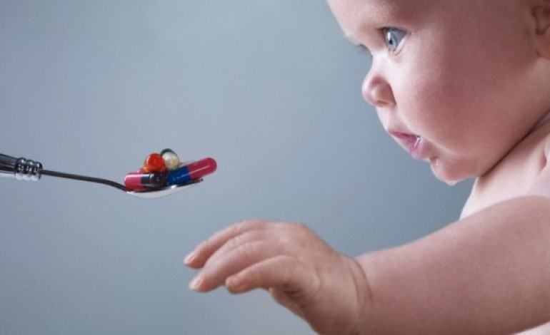 Dopo quanto fa effetto antibiotico nei bambini