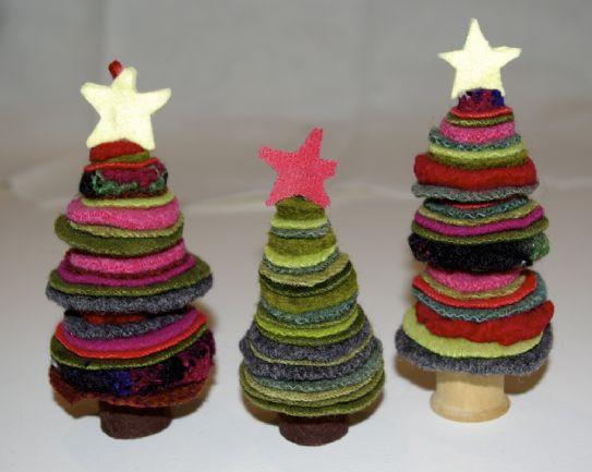 Idee Lavoretti Di Natale Con Il Pannolenci Mamme Magazine