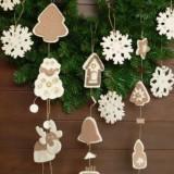 Come fare decorazioni albero di Natale con pasta di sale