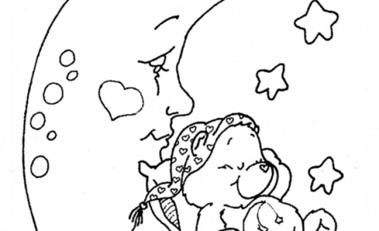 Eccezionale Immagini Di Disegni Per Natale Da Colorare Orsetto Di