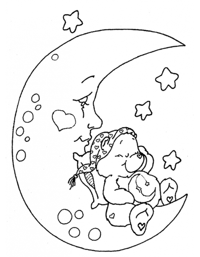 Conosciuto Disegni da colorare Orsetti del cuore Natale - Mamme Magazine RH11