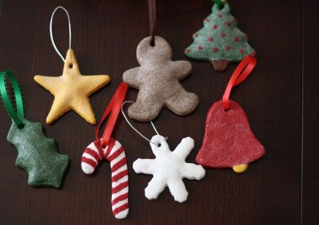 Lavoretti Di Pasta Per Natale.Idee Lavoretti Natale Con Pasta Di Sale Mamme Magazine