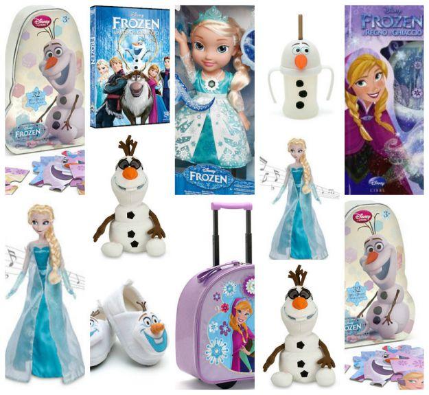 Regali Di Natale Frozen.Idee Regali Natale Bambine Frozen Mamme Magazine
