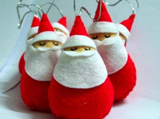Lavoretti Di Natale Pannolenci.Lavoretti Di Natale In Pannolenci Per Bambini Mamme Magazine