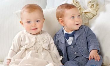 Vestiti neonato battesimo gennaio
