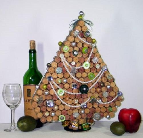 Lavoretti Di Natale Con I Tappi Di Sughero.Idee Lavoretti Di Natale Con I Tappi Di Sughero Mamme Magazine