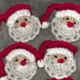 lavoretti natalizi all'uncinetto per bambini