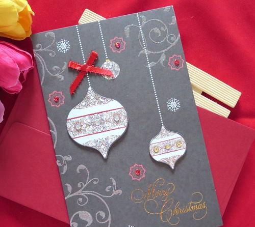 Come Creare Biglietti Di Natale.Come Fare Cartoncini Profumati Per Natale Mamme Magazine