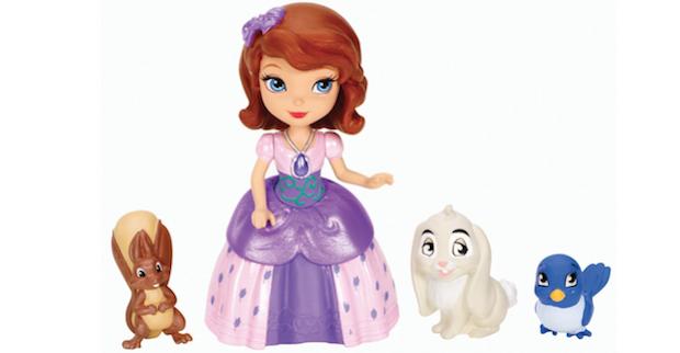 Idee regali natale bambine principessa sofia