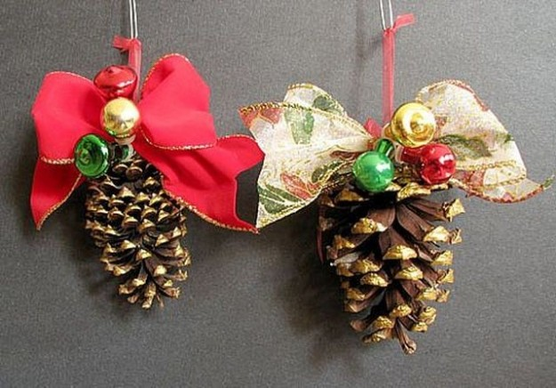 Lavoretti Di Natale Con Le Pigne.3 Lavoretti Di Natale Con Le Pigne Mamme Magazine