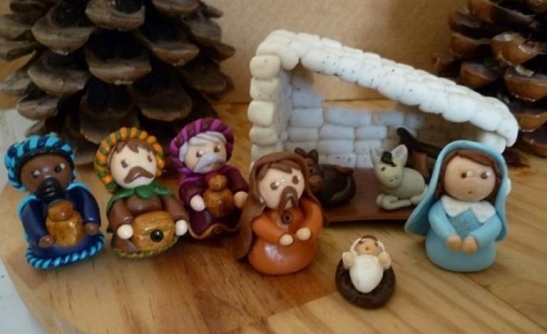 Idee lavoretti Natale metodo Montessori