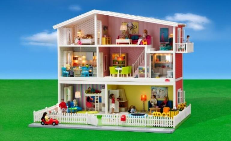 Come arredare casa delle bambole smaland mamme magazine - Casa delle bambole in legno ikea ...