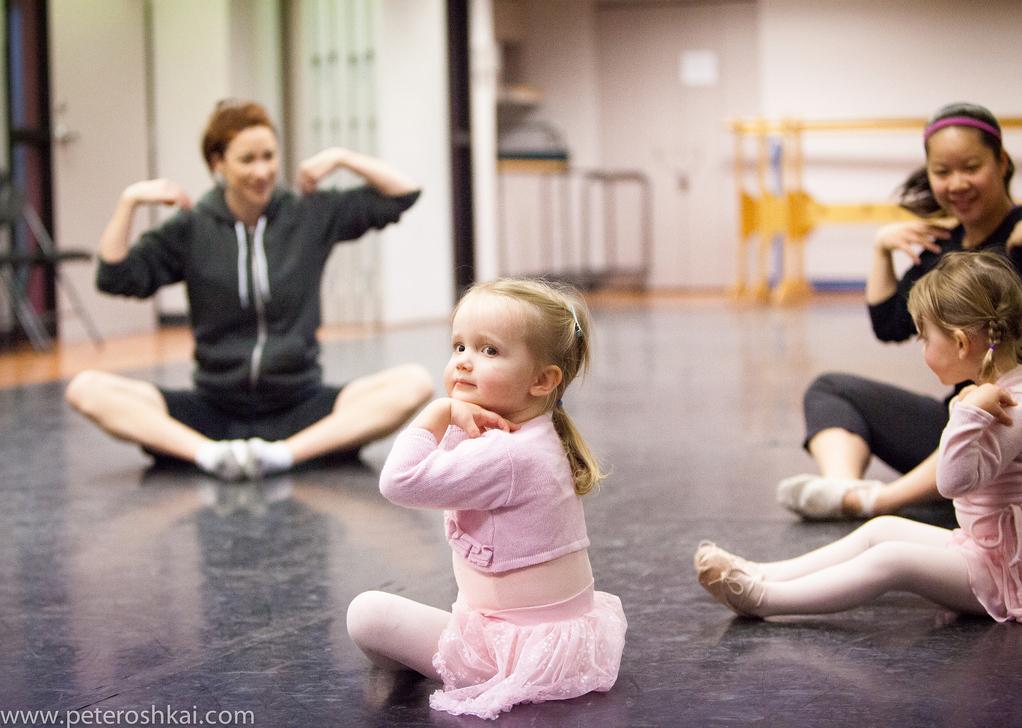 Come diventare insegnante di danza per bambini
