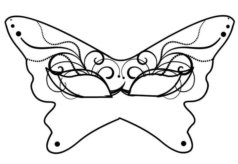 Bellissimo Disegni Di Farfalle Colorate Strane Ma Facili Da Colorare
