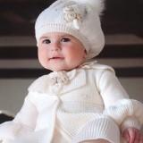 abbigliamento bimba per battesimo