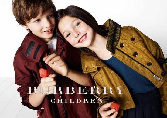 c8b881273adf Abbigliamento bambini Burberry primavera | Mamme Magazine