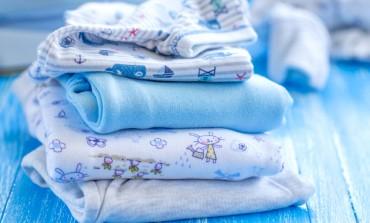 Come preparare corredino primavera per neonato