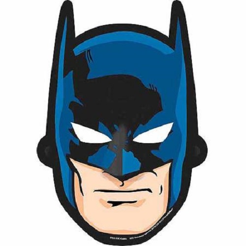 Disegni maschere di carnevale supereroi mamme magazine for Maschera di flash da colorare