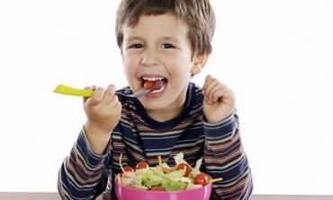 Menu dieta vegana per bambino