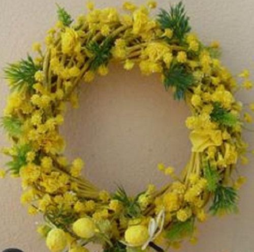 Lavoretti Con Le Mimose Per La Festa Delle Donne Mamme Magazine