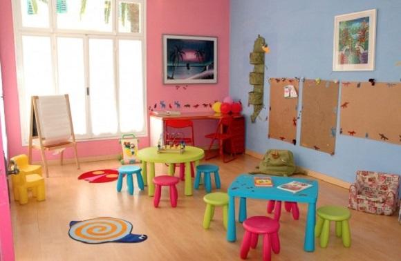 10 idee arredo stanza gioco per bambine mamme magazine - Disposizione stanze casa ...