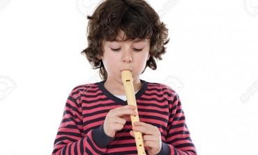 Come insegnare ai bambini a suonare il flauto