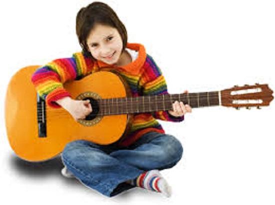 musica e bimbi