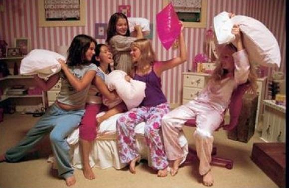 preparare un pigiama party per ragazze