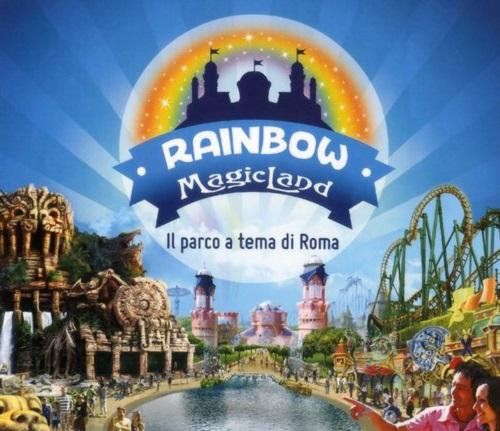 giochi e attrazioni di giochi e attrazioni di Rainbow Magicland