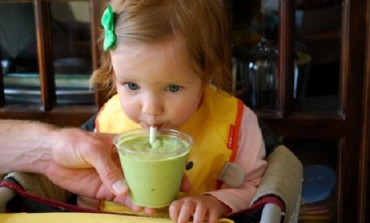 Come preparare baby smoothie per lo svezzamento