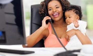 Lavoro: come il coworking aiuta mamme e bambini