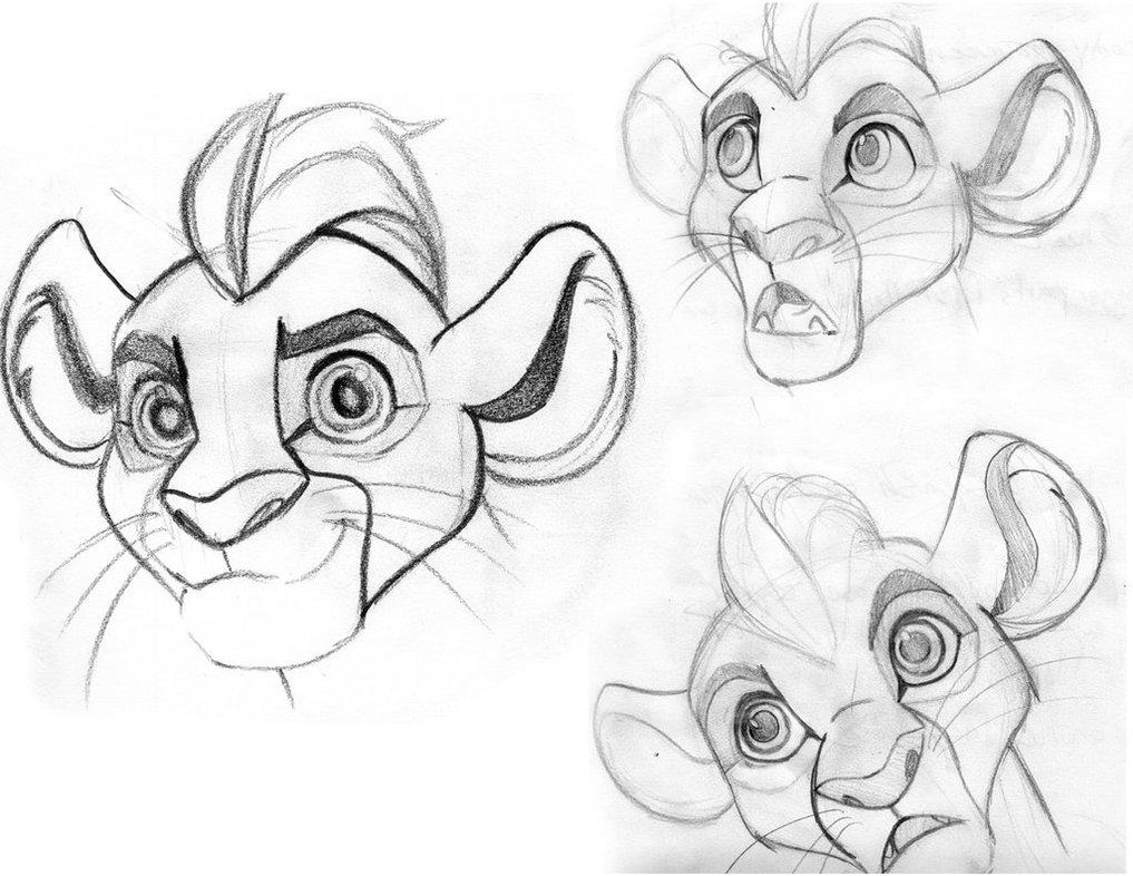 Disegni Da Colorare Kion The Lion Guard Il Ritorno Del Ruggito