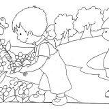 5 disegni sulla primavera per i bambini