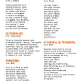 5 poesie sulla primavera scuola primaria