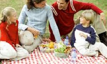 Come organizzare per bambini picnic di primavera