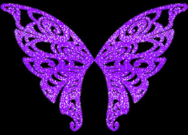 Come Disegnare Le Ali Delle Winx Butterflix