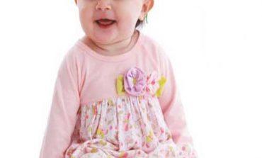 Come vestire un neonato in primavera