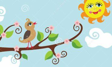 Canzoni facili per bambini sulla primavera