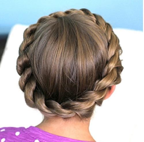 Top Idee acconciature prima comunione bambine capelli legati - Mamme  CY24