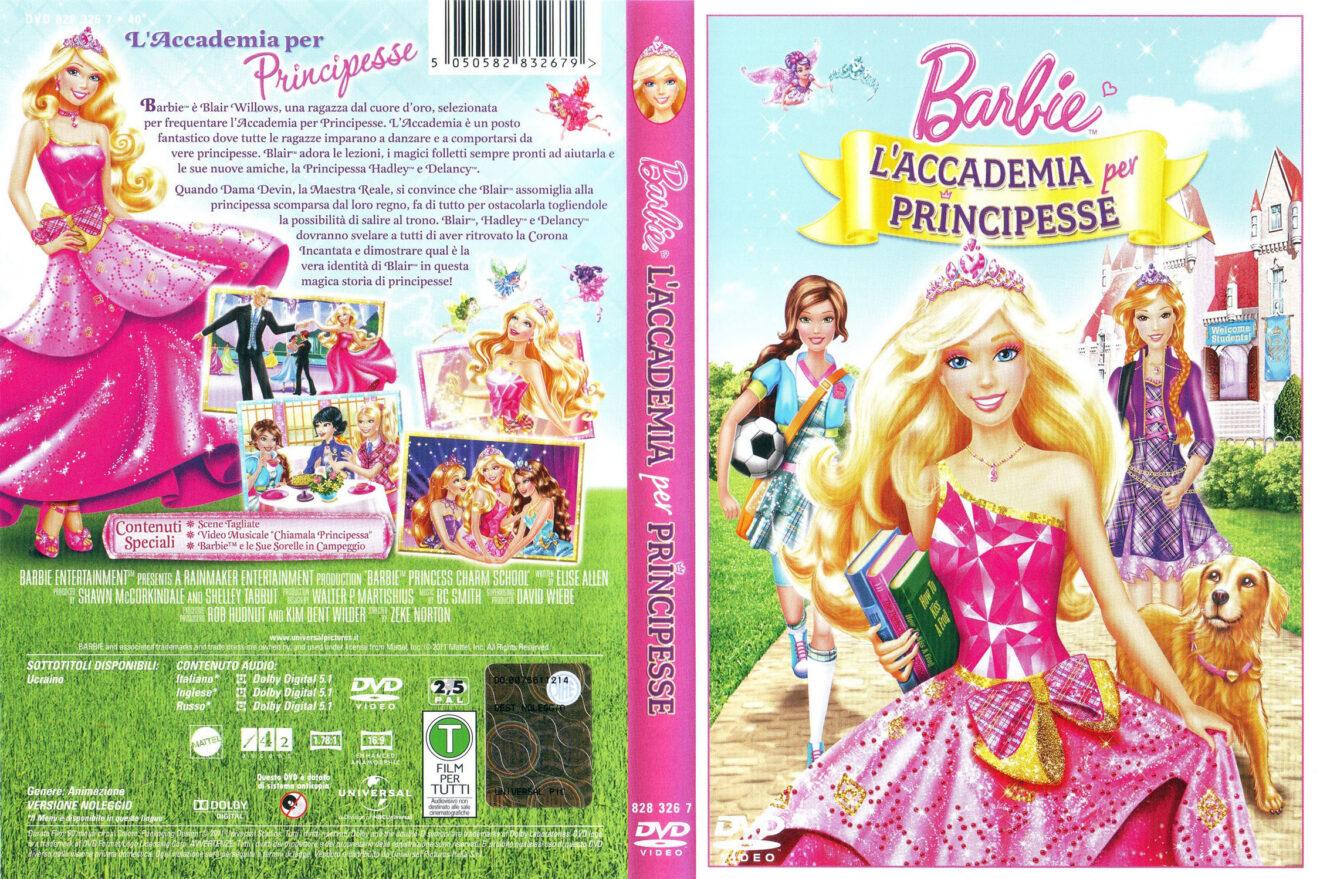 Barbie - L'Accademia Per Principesse