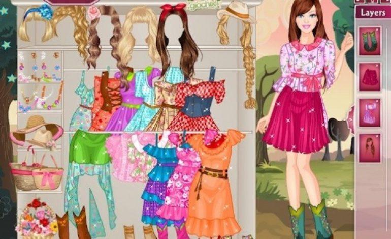Giochi vestiti barbie primavera mamme magazine for Barbie colora vestiti