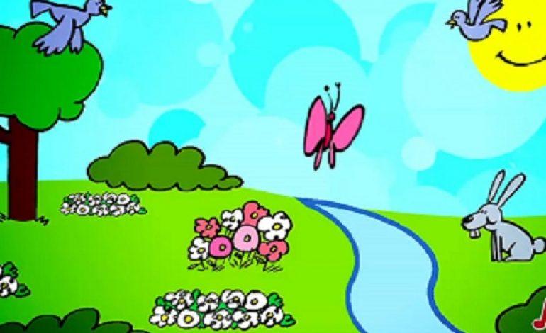 canzoni sulla primavera in inglese per bambini mamme