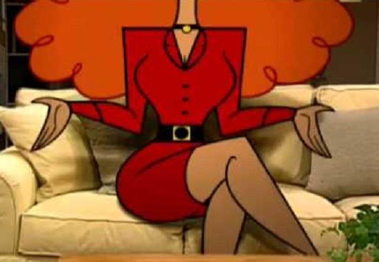 Disegni da colorare Signorina Sara Bellum di Le Superchicche