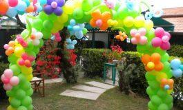5 decorazioni festa compleanno con i palloncini